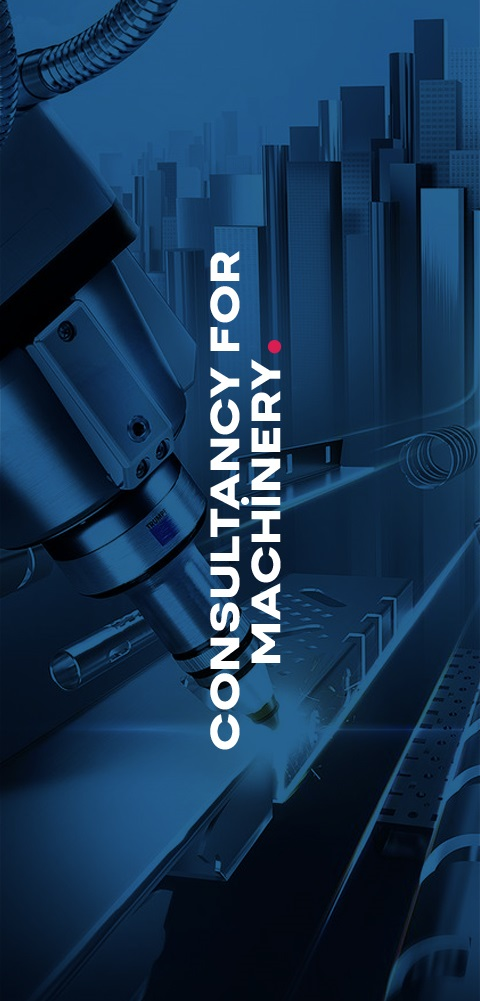 Consultancy for Machinery
