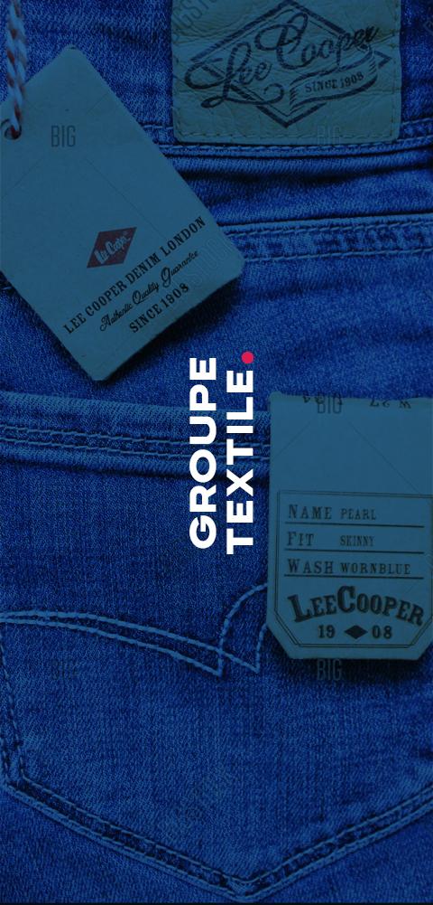 Groupe textile